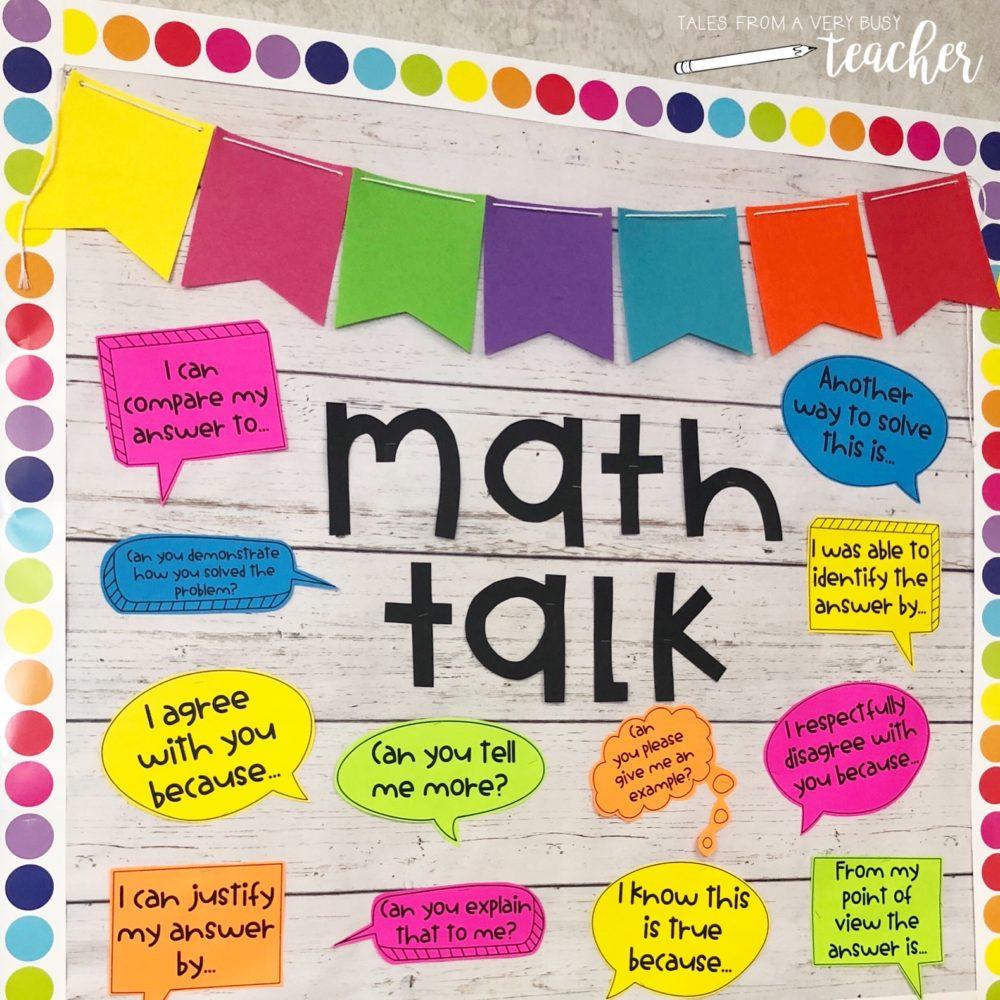 Bulletin Board Ideas for the Elementary Classroom - Tales ...