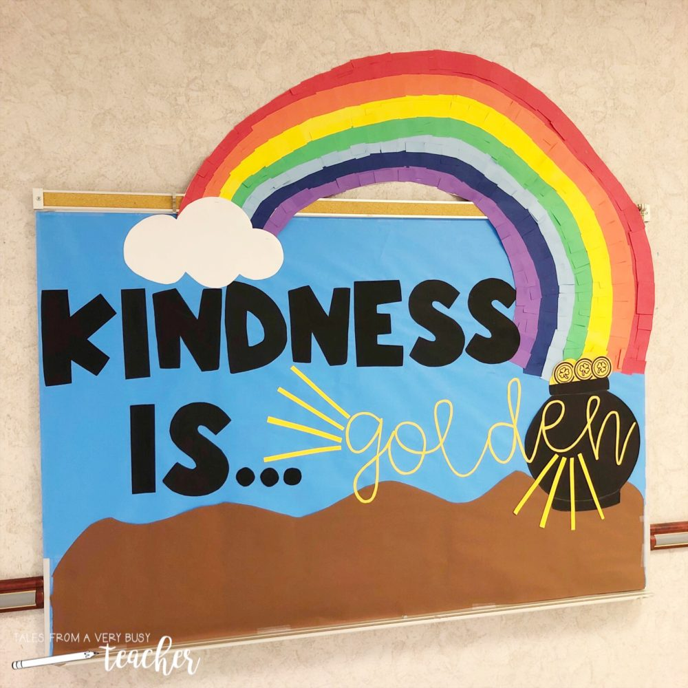 How Do We Show Students Who They Could >> 10 Kindness Lessons And Activities For Elementary School Tales